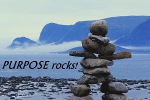 purpose rocks