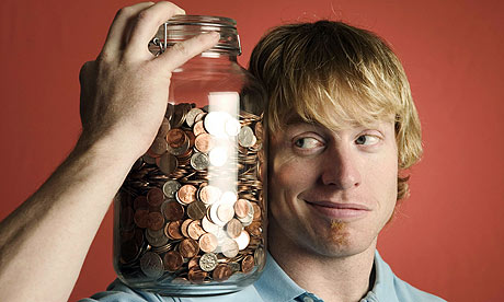 Images of pennies of male