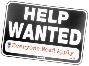 help-wanted everyone needs to apply