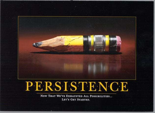 Persistence by authentiklifecoaching_com