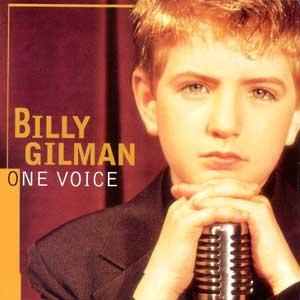 Billy Gilman_One Voice Album Cover