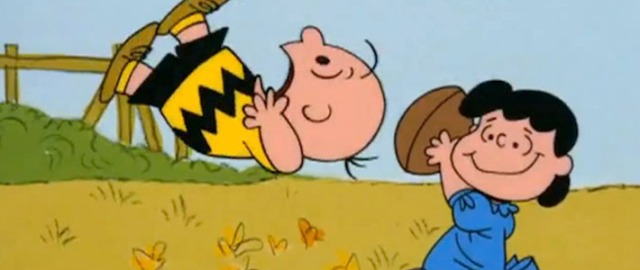Charlie Brown and Football_Charles Schultz