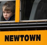 Children return to school in Newtown - Inset