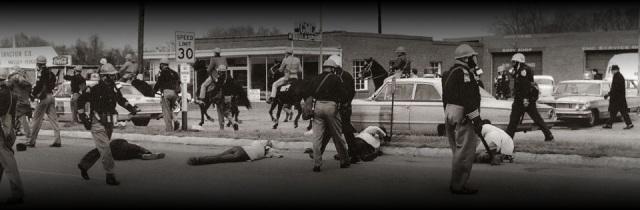 Fallen in Selma