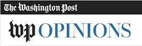 The WashingtonPost Opinion Masthead
