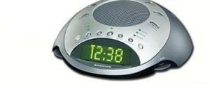 clock radio sound machine