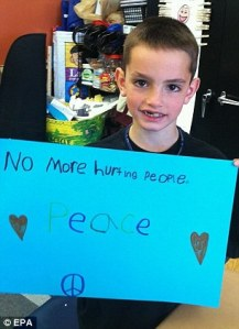 Martin Richard 8 years old
