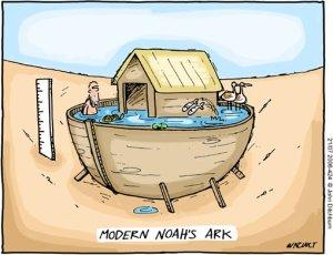 Modern-Noahs-Ark by John Ditchburn