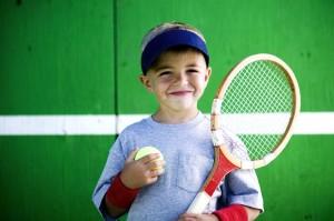 tennis kid - 300x199