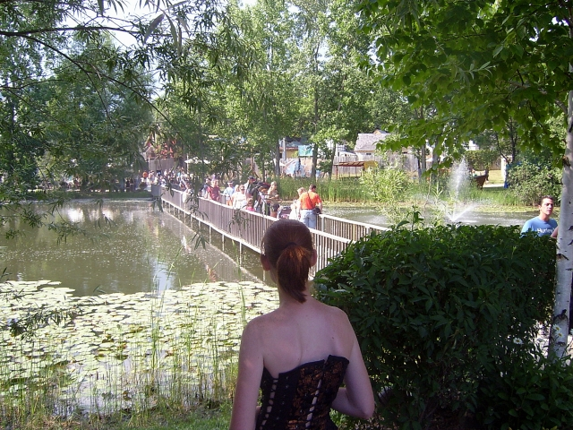 Bristol Renaissance Faire - Lady of the Lake by dan4kent