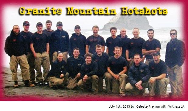 Prescott-Granite-Mountain-Hot-Shots Celeste Fremon Witness LA