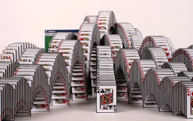 solitaire by Skrekkogle_com