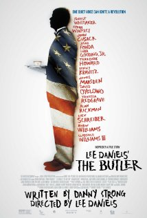 Lee Daniels The Butler Movie Poster