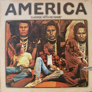 America Horse wih No Name Album Cover