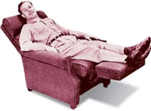 la-z-boy-recliner-vintage