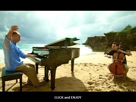 OVER THE RAINBOW and SIMPLE GIFTS (PIANO CELLO COVER)