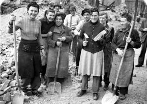 German Women After the War