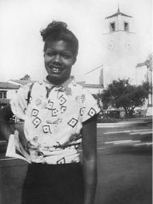 Young Angelou