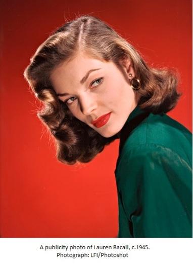 Lauren Bacall_1945