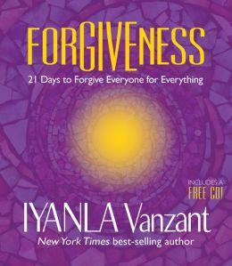 Forgiveness by Iyanla Vanzant cover