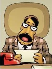 Muppet Newscaster