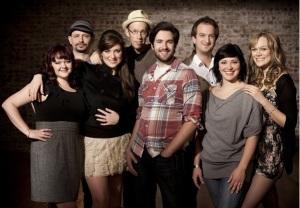 Swingle Singers 2012