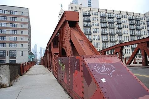 Thank You on the Bridge