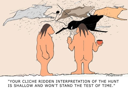 Cave Painting Critic