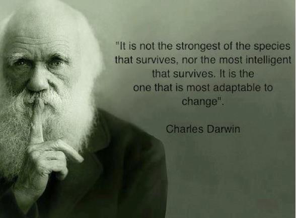 Darwin and Change