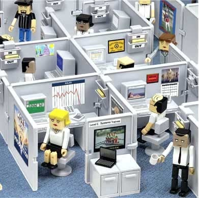 Cubicle World