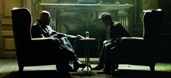 Morpheus and Neo