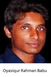 Oyasiqur Rahman Babu