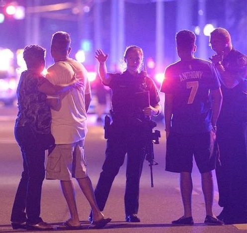 Outside The Pulse nightclub in Orland FL (cropped)
