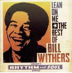 Lean on Me by Bill Withers Album Cover