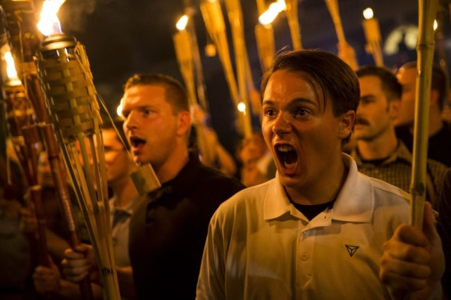 Face of White Nationalism by Samuel Corum-Anadolu Agency-Getty Images