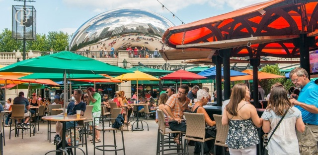 Park Grill Millennium Park Chicago SRC
