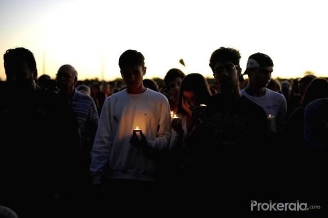 Marjory Stoneman Douglas High School Vigil Parkland FL 02152018