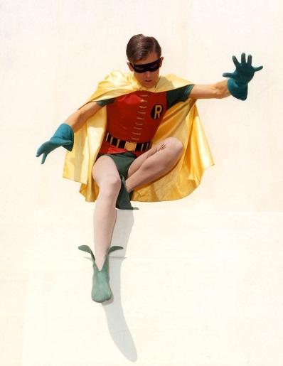 Robin Boy Wonder