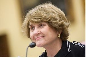 Louise M Slaughter by Sarah L. Voisin - The Washington Post