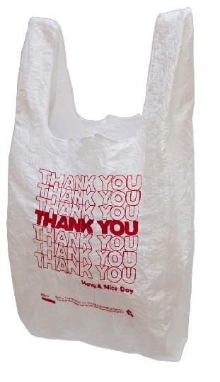 Thank You Trash Bag