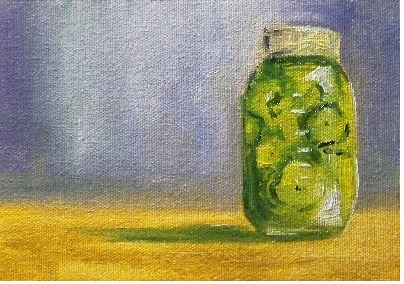 In a Pickle by Nancy Merkle
